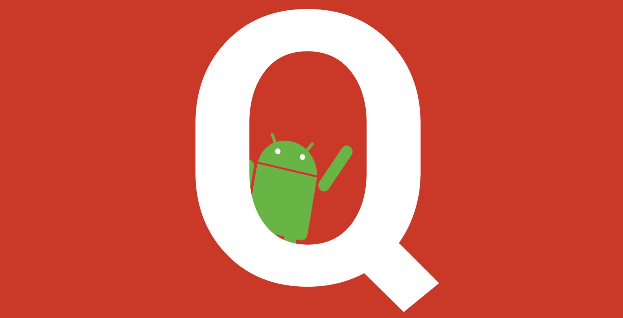 """První předběžný pohled na Android Q, nabídne """"dark mode"""" [aktualizováno]"""