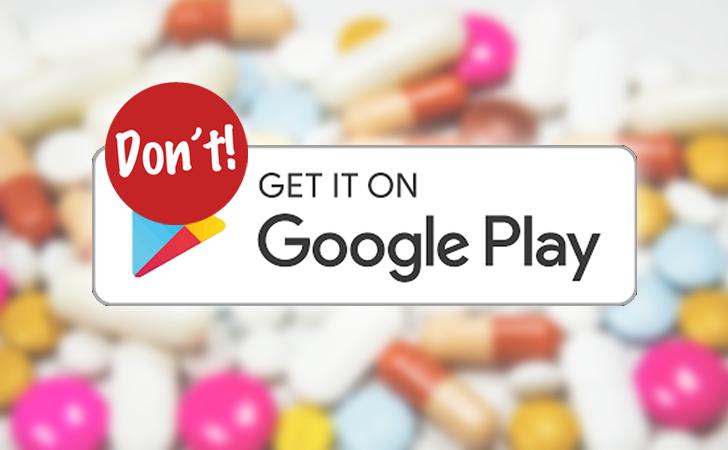 Google maže aplikace, které propagují či prodávají nelegální látky
