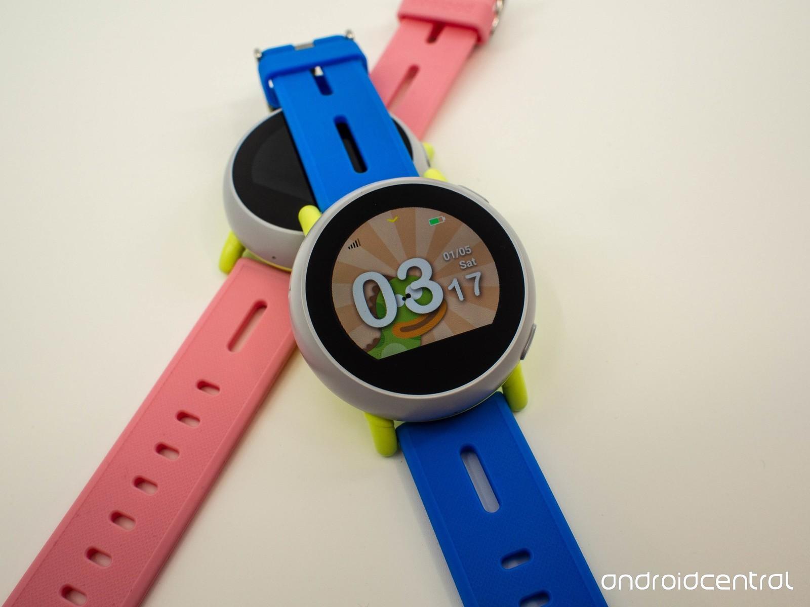 Coolpad Dyno aneb hodinky přizpůsobeny dětem