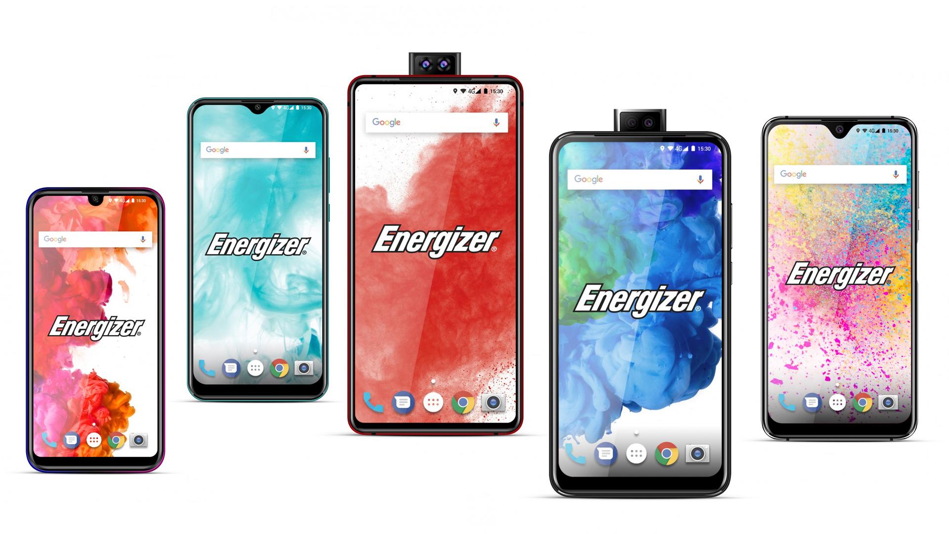 Energizer představí 26 mobilů, jeden nabídne 18 000 mAh [aktualizováno]