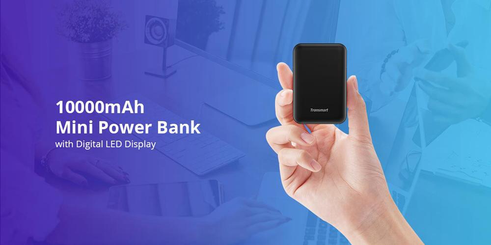 Dobijte svůj smartphone powerbankou Tronsmart PB10 za 368 Kč! [sponzorovaný článek]