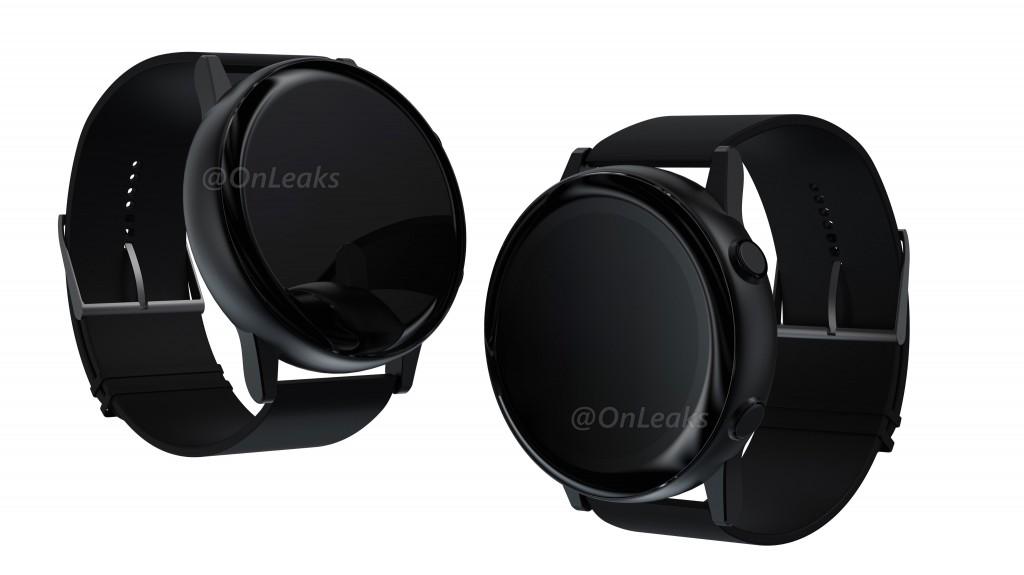 Hodinky Samsung Galaxy Watch Active se pomalinku poodhalují [aktualizováno]
