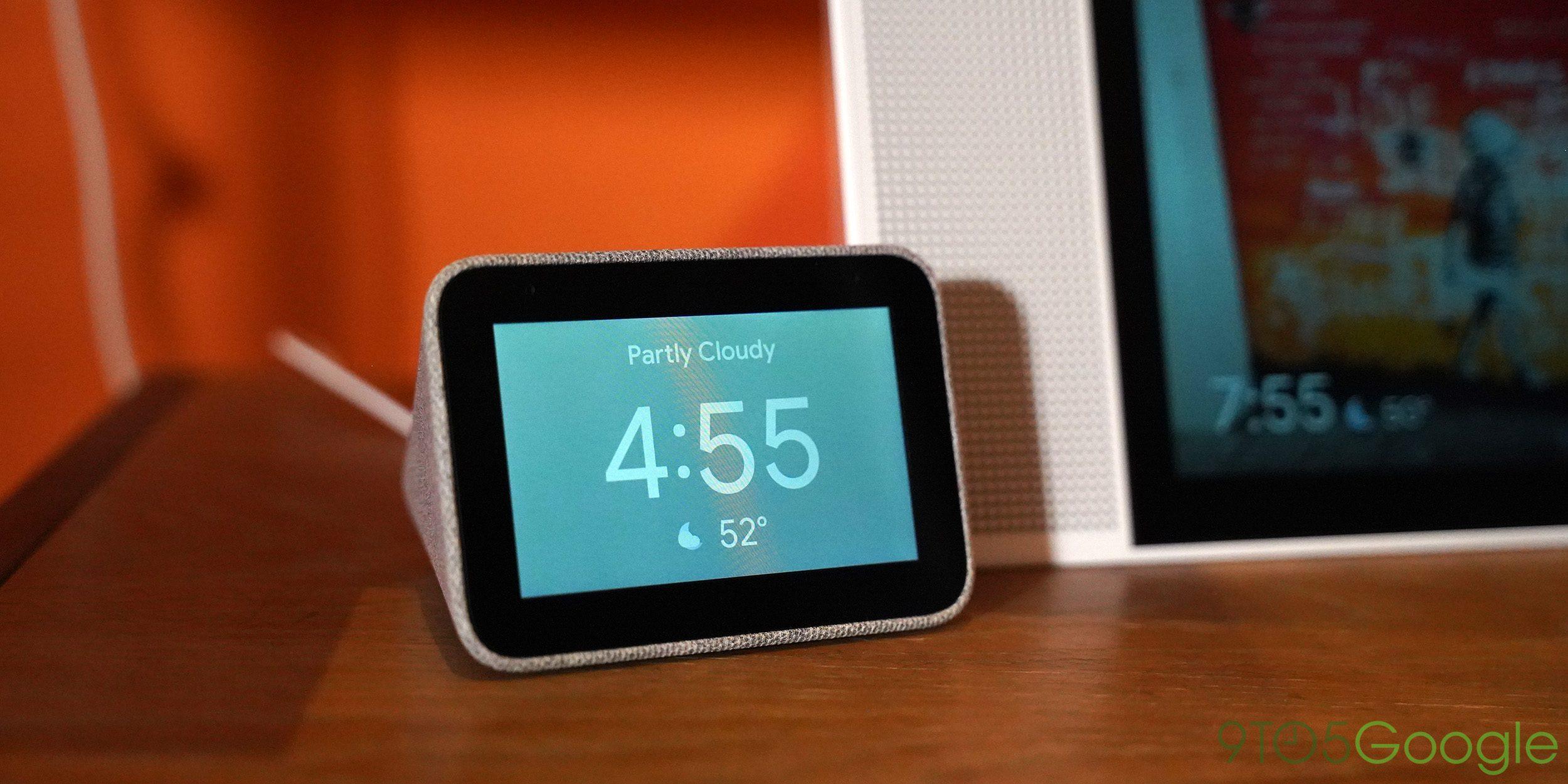 Lenovo představilo chytré hodiny Smart Clock