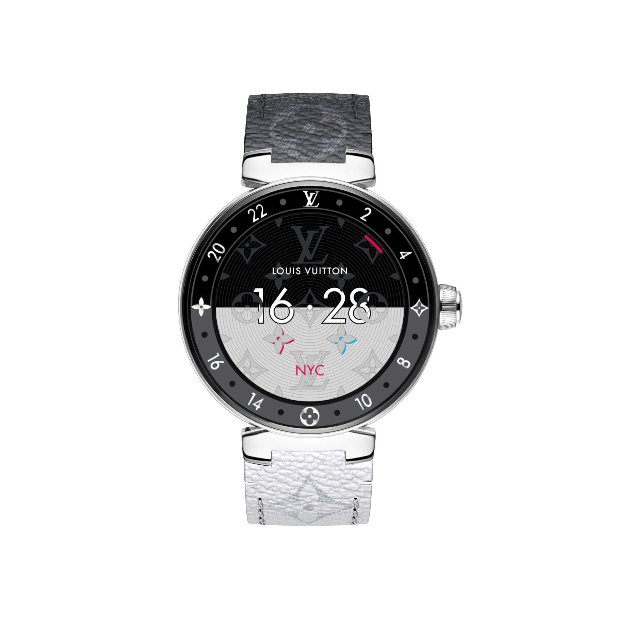 Již jsme se dočkali oficiálního představení hodinek Louis Vuitton Tambour  Horizon 02459870d08