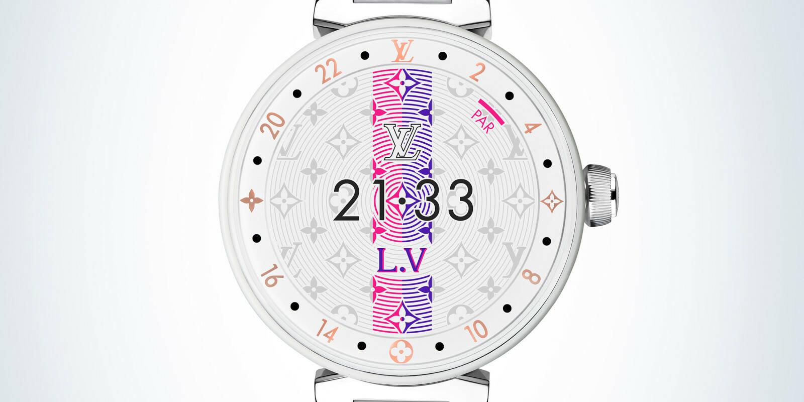 Hodinky Tambour Horizon od Louis Vuitton se více poodhalují [aktualizováno]