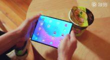 Mi Mix 4 Pro Max má být první ohebný smartphone od Xiaomi