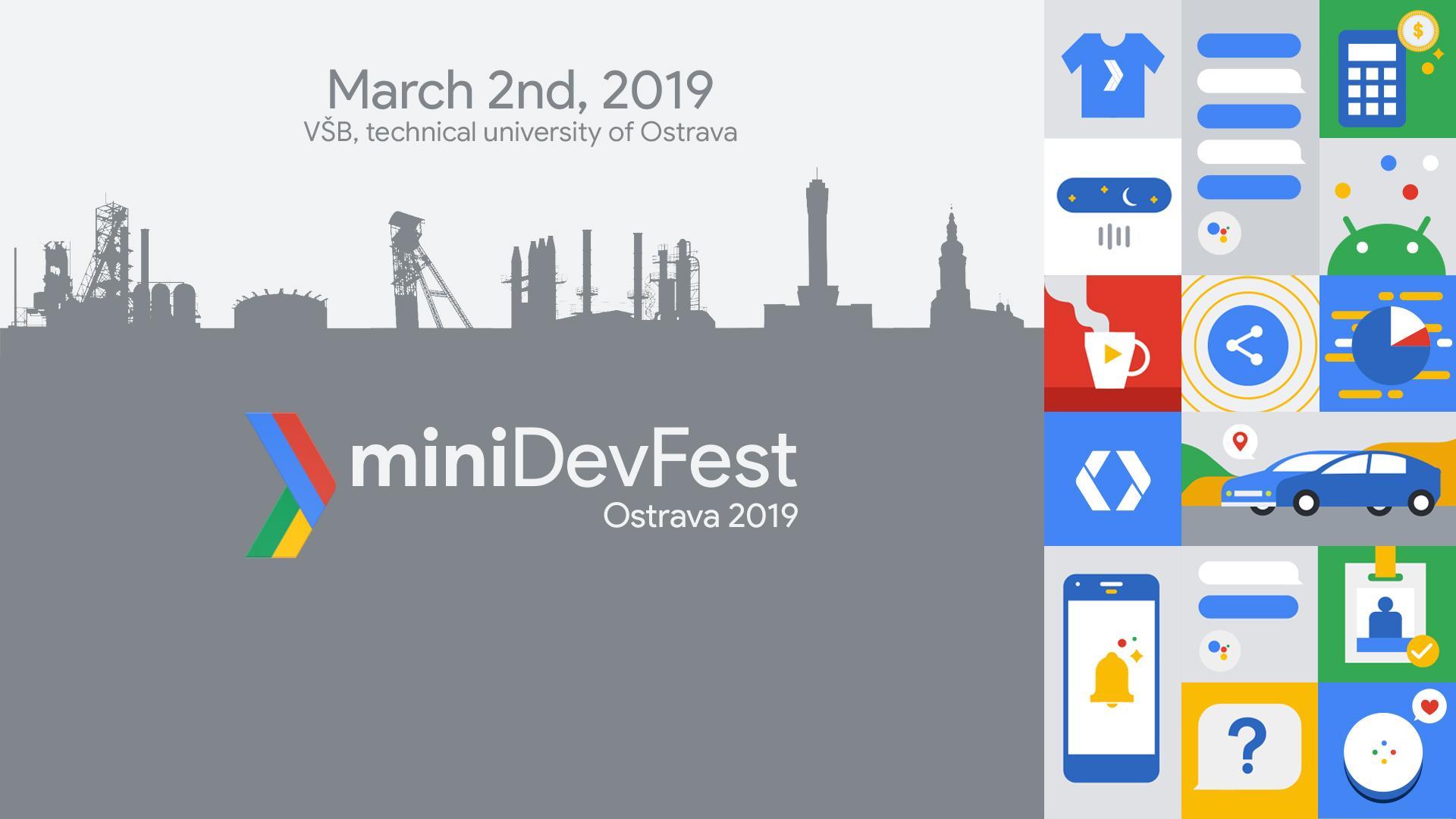 DevFest CZ 2019 se vrátí na začátku listopadu, čekání si můžete zkrátit miniDevFestem