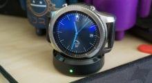 Samsung aktualizuje modely Gear S3 a Gear Sport