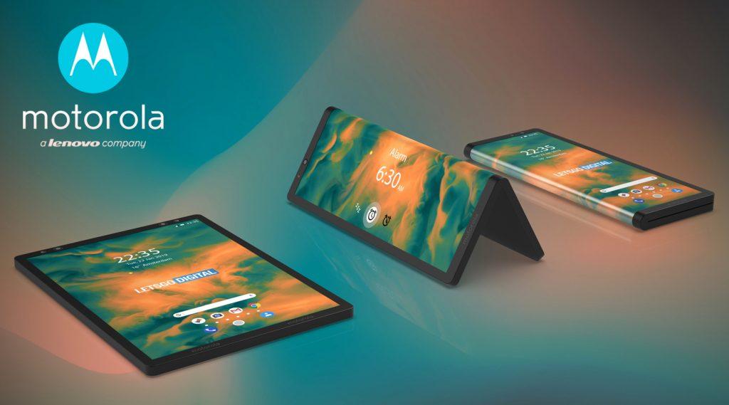 Motorola možná pracuje na druhém ohebném smartphonu/tabletu