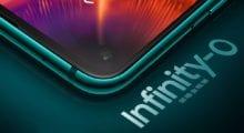 Samsung představil senzor pro mobily s dírou v displeji