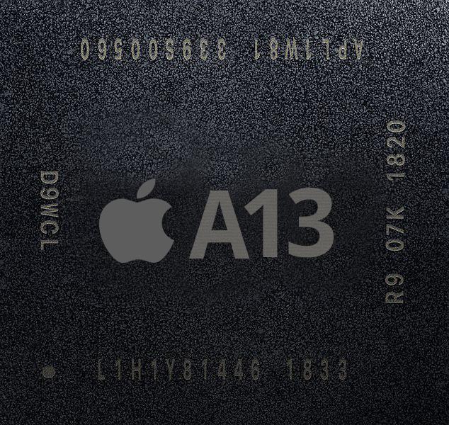 Apple A13 brzy zamíří do výroby