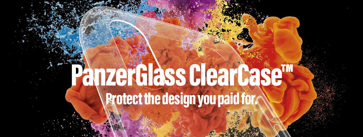 PanzerGlass ClearCase pro iPhony je nově dostupný i v Česku