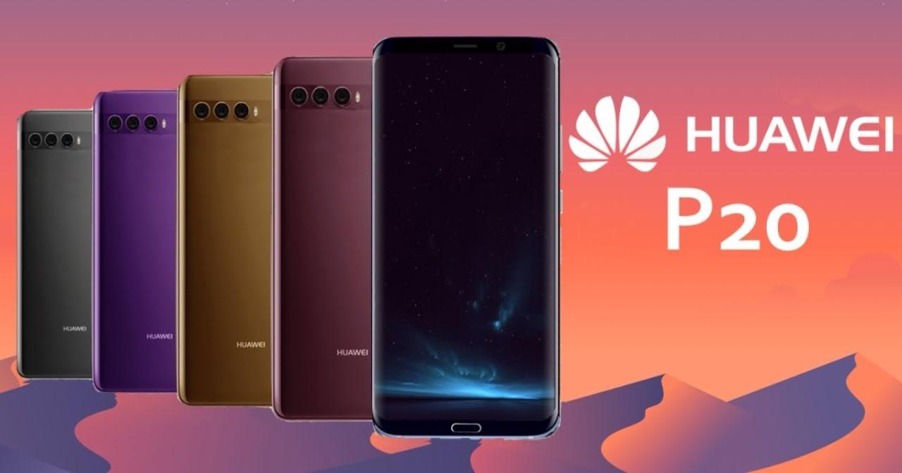 Huawei P20 – prototyp na fotografiích, má jen jedno fyzické tlačítko [aktualizováno]