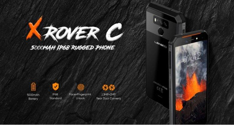Leagoo oznámilo odolný XRover C