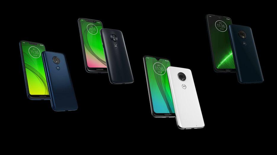 Motorola neuhlídala novou sérii Moto G7
