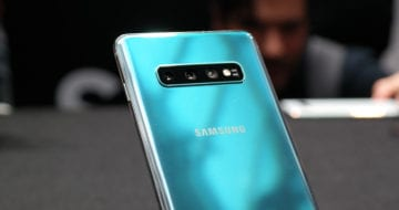 První dojmy z novinek Galaxy S10 a S10+