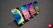 Galaxy S10 série představena, cena začíná na 19 499 Kč