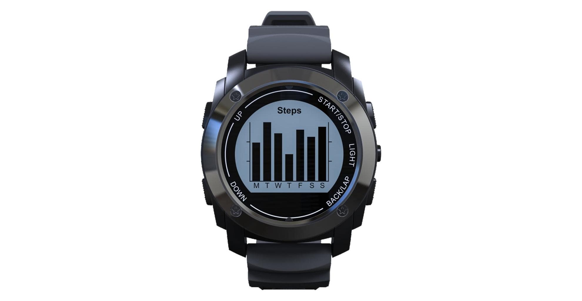 Chytré hodinky S928 pro sportovce nyní o 48 % levněji! [sponzorovaný článek]