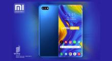 Smartphone se 100% využitím přední plochy pro displej si patentovalo Xiaomi