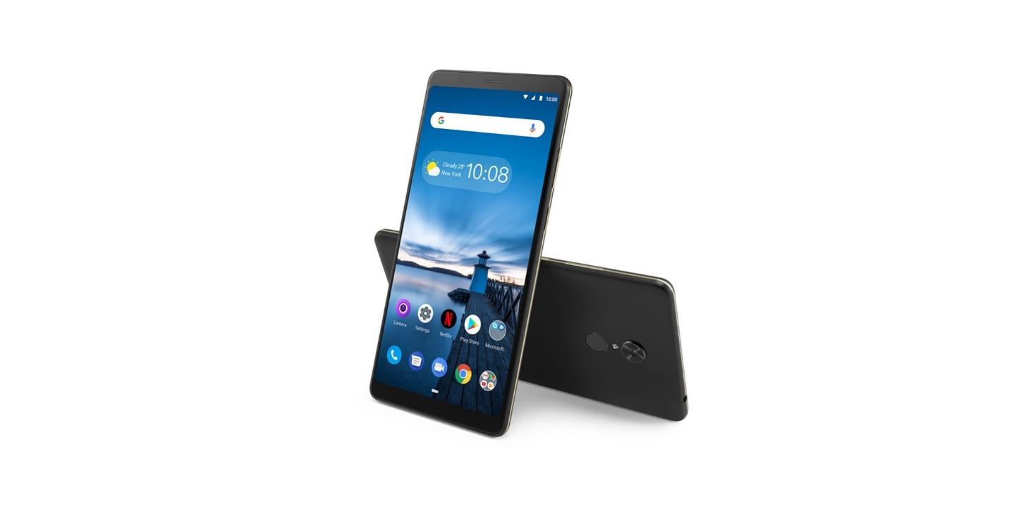 LenovoTab V7 představen, přerostlý smartphone? [MWC]