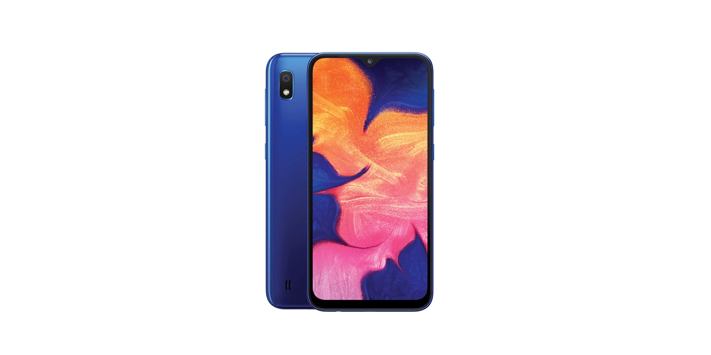 """Samsung Galaxy A10 je """"nemastná"""" novinka"""