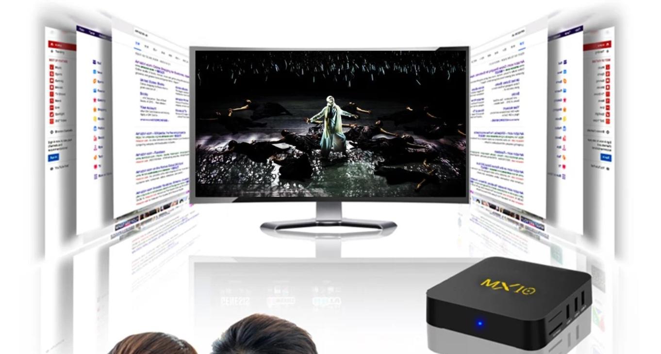 TV Box MX10 jen nyní ve slevě za lidových 836 Kč! [sponzorovaný článek]