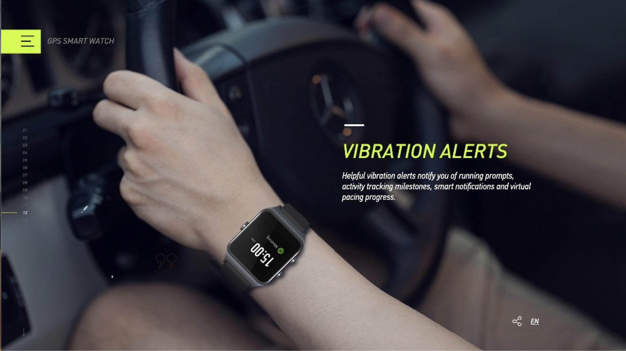 Chytré sportovní hodinky Makibes BR3 nyní v akci za pardání cenu! [sponzorovaný článek]