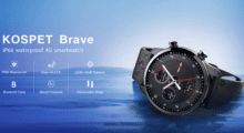Chytré hodinky Kospet Brave za exkluzivní cenu! [sponzorovaný článek]