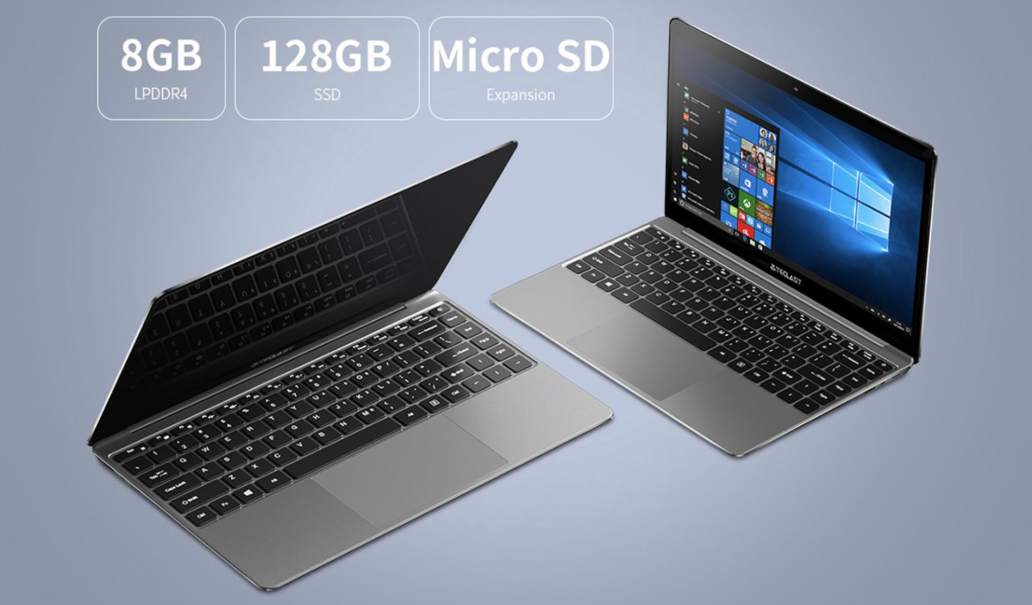 Skvělý notebook Teclast F7 Plus nyní za pár korun! [sponzorovaný článek]