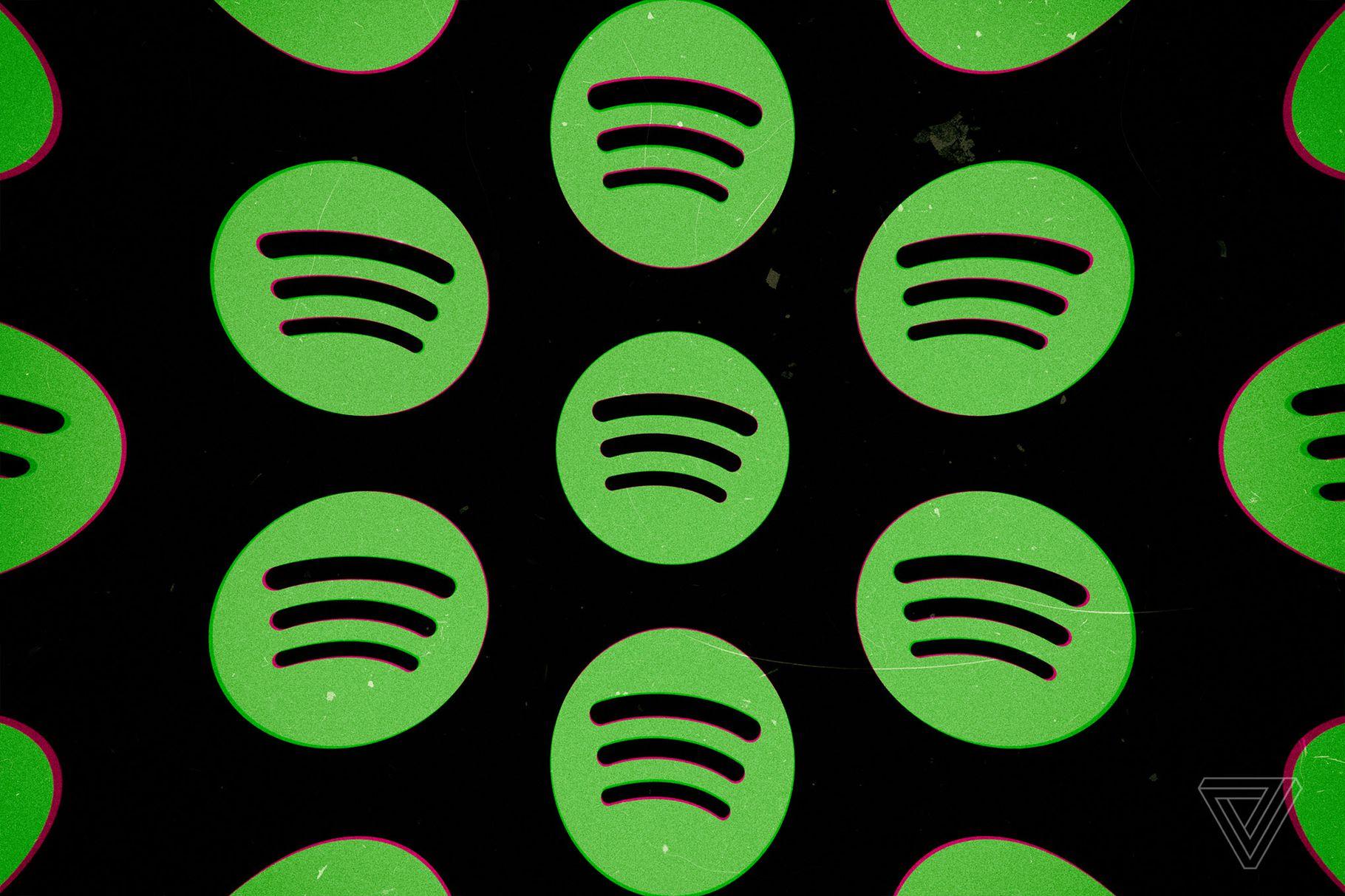 Spotify si pohrává s designovými změnami