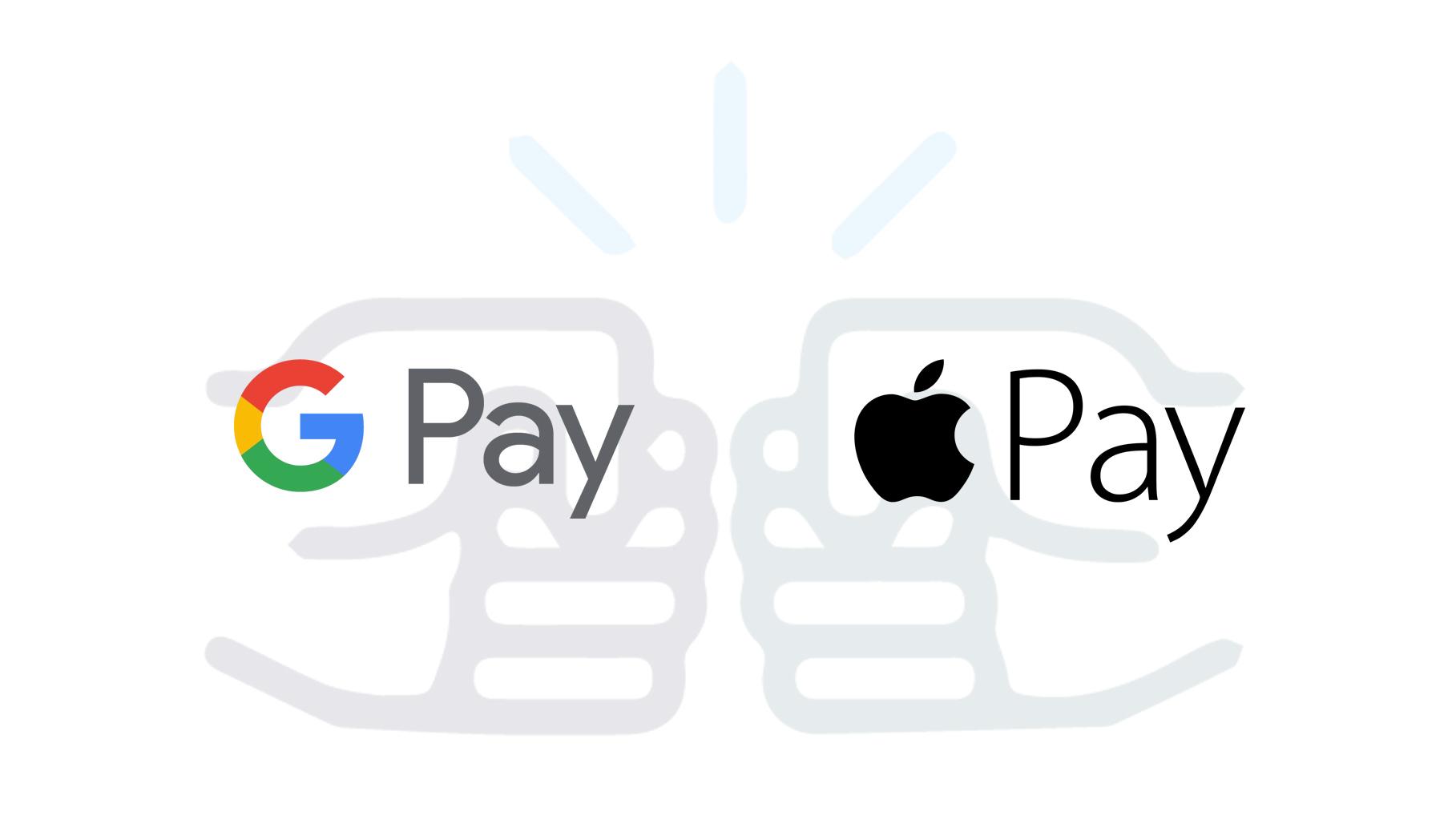 Apple Pay převálcoval Google Pay – srovnání po prvním týdnu od spuštění