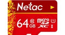 SD karta Netac za zvýhodněnou cenu od Cafago.com [Sponzorovaný článek]