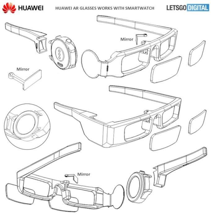 AR brýle