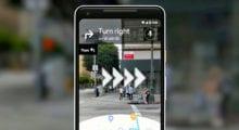 Google Mapy Live View bude dostupnější