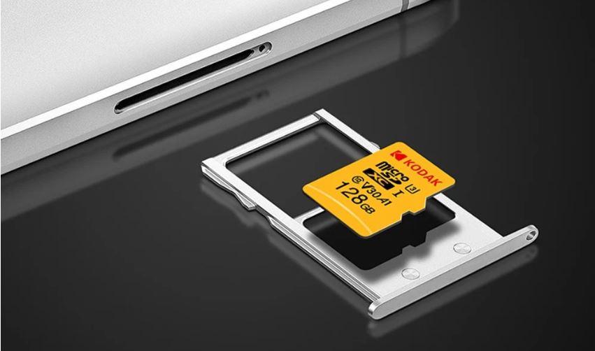 MicroSD karta Kodak za zvýhodněnou cenu od Cafago.com [Sponzorovaný článek]