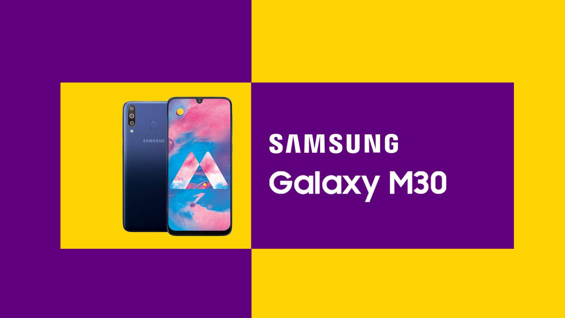 Samsung Galaxy M30 je novinka nižší třídy s pořádnou baterií