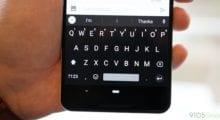 Gboard pro iOS se dočkal podpory haptické zpětné vazby