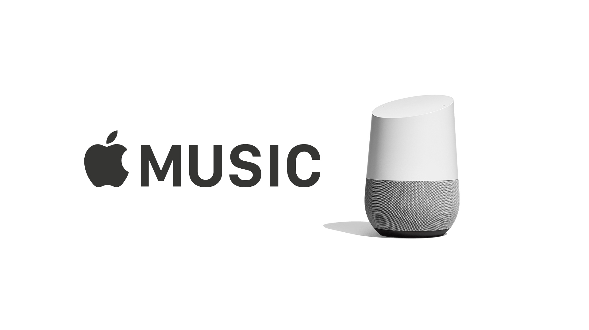 Apple Music zamíří na Google Home a Smart displeje [MWC]