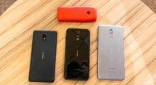 Novinky Nokia 4.2, 3.2, 1 Plus představeny [MWC]
