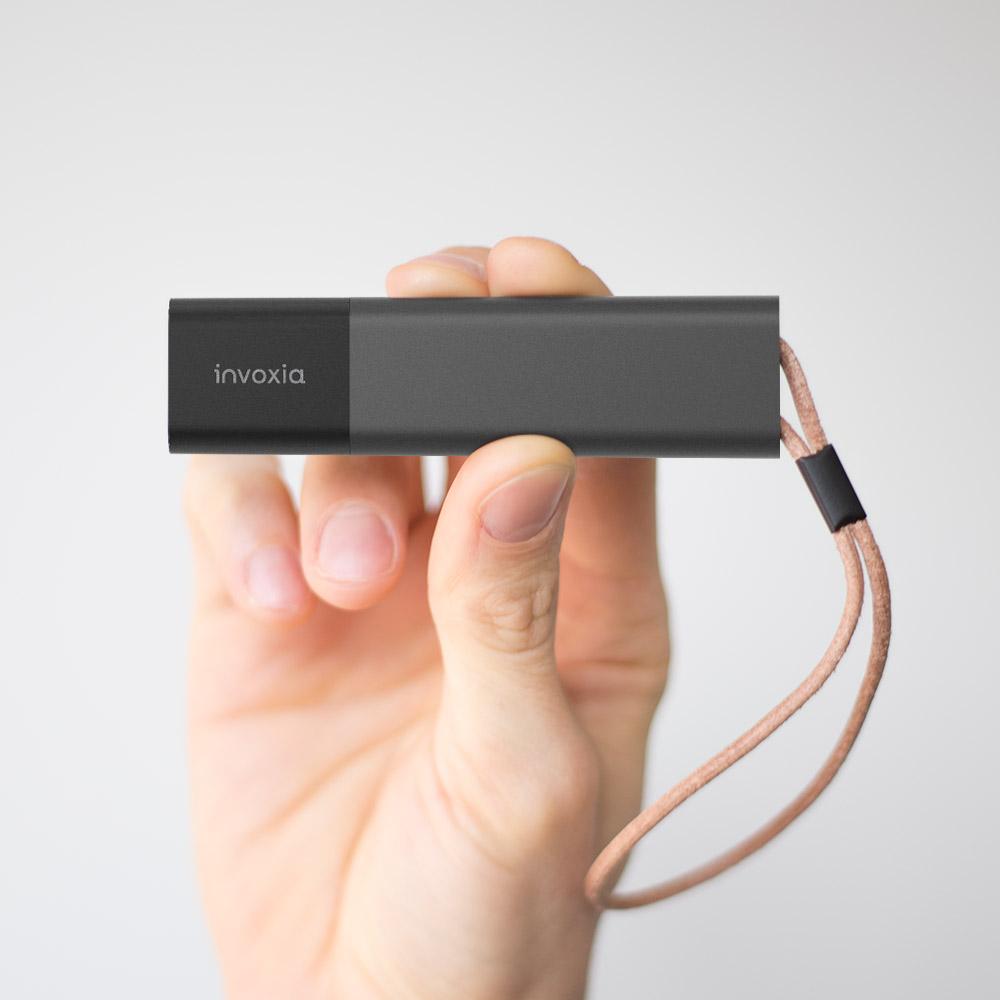Invoxia GPS tracker pro sledování třeba kufru [uživatelská zkušenost]