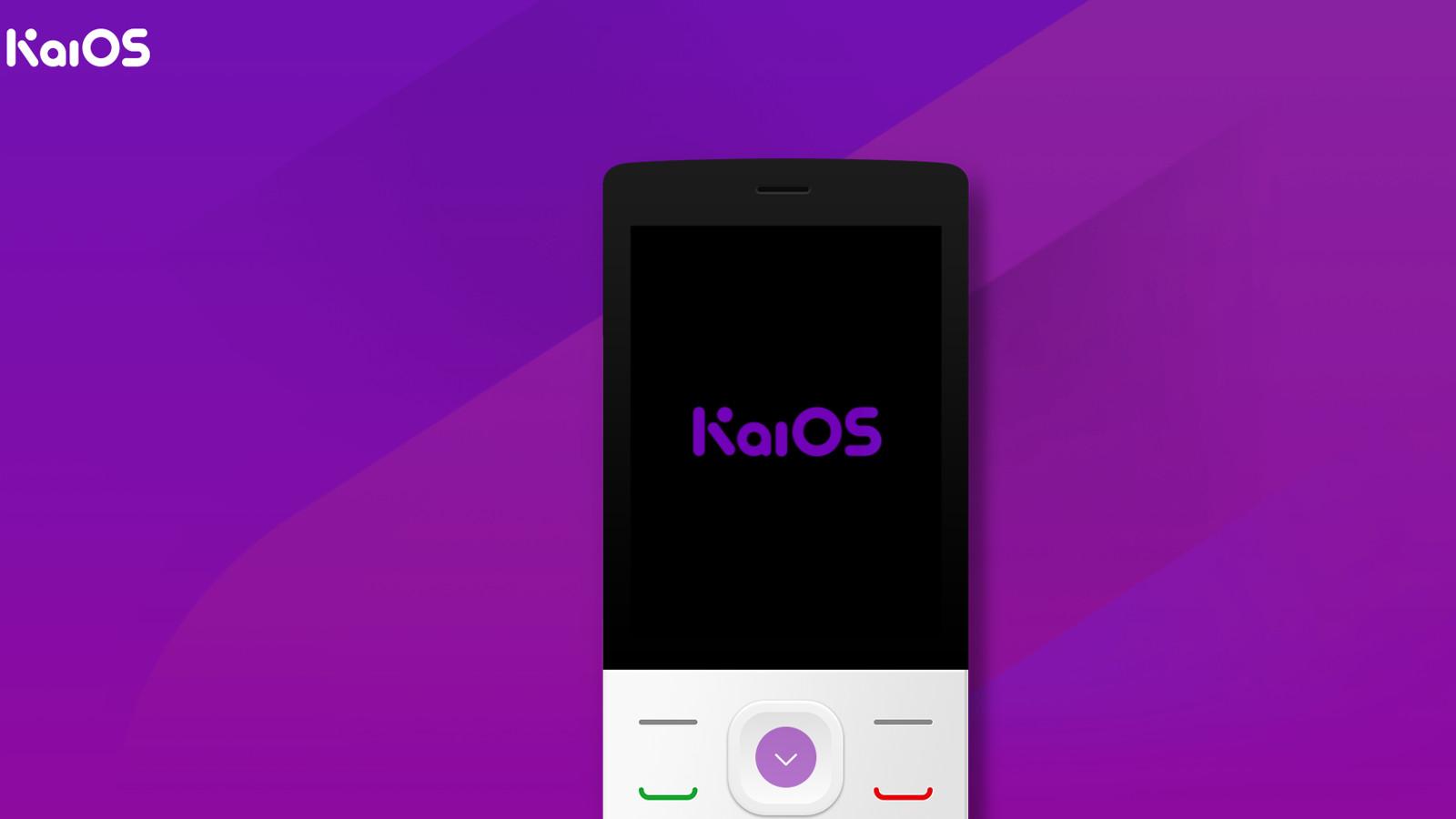 Operační systémem KaiOS získá podporu ze strany Mediateku
