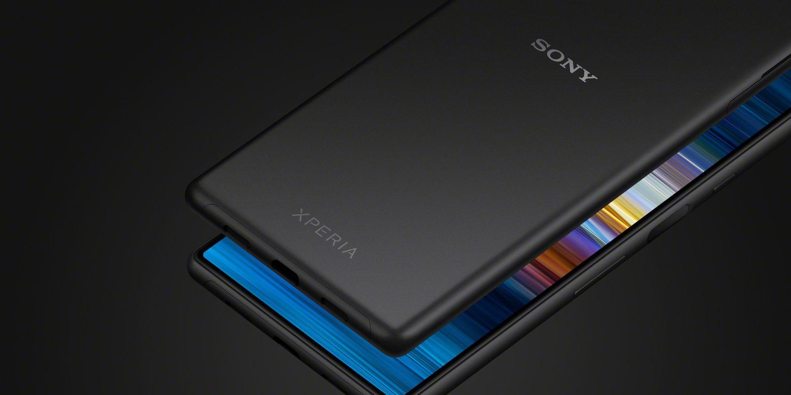 Sony Xperia 10 přináší do střední třídy technologii AR za cenu 8 999 Kč [MWC]