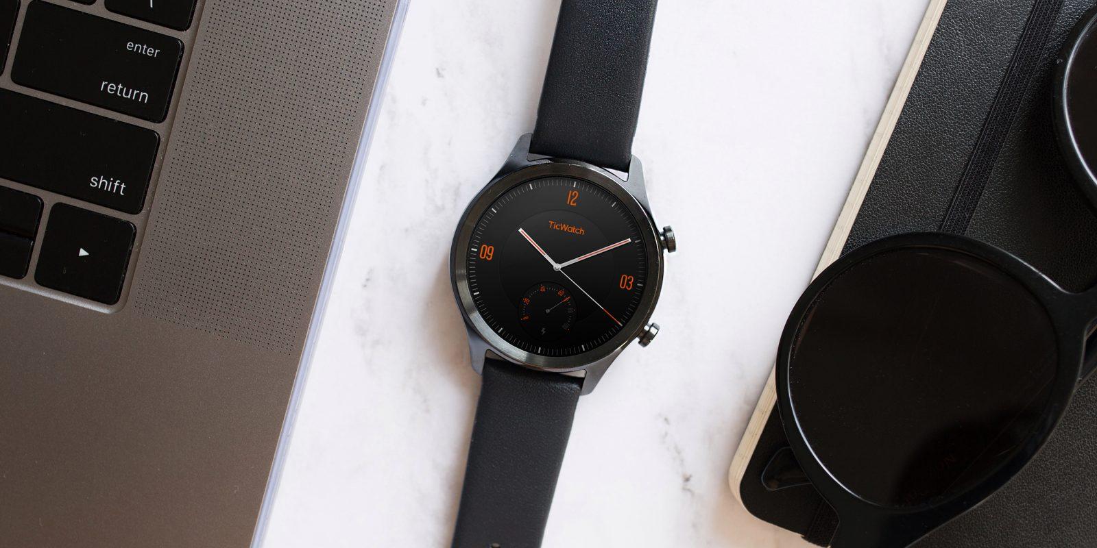 Chytré hodinky Ticwatch C2 s Waer OS za nižší cenu! [sponzorovaný článek]