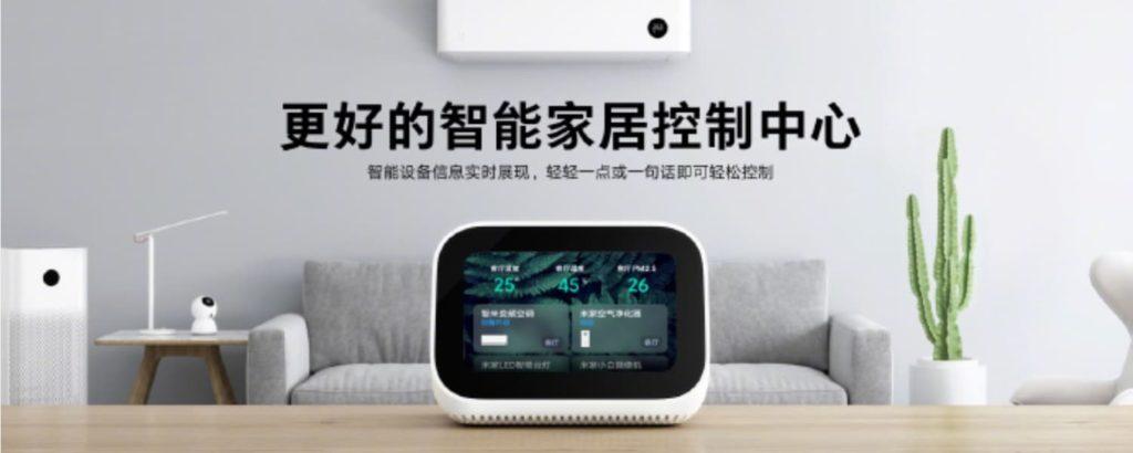 Xiaomi má vlastní Home Hub jako Google