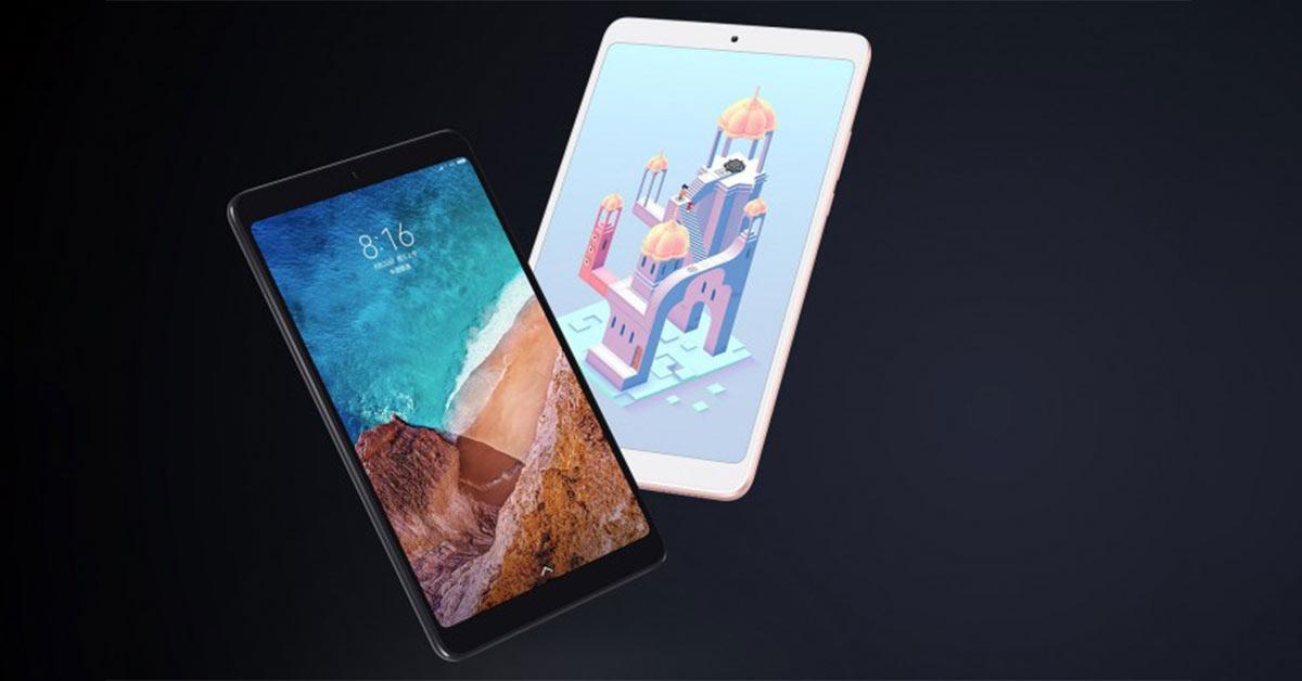 Originální tablet Xiaomi Mi Pad 4 nyní za nízkou cenu díky našemu kupónu! [sponzorovaný článek]