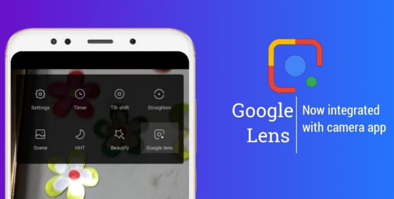Google Lens zamíří na některé Xiaomi mobily