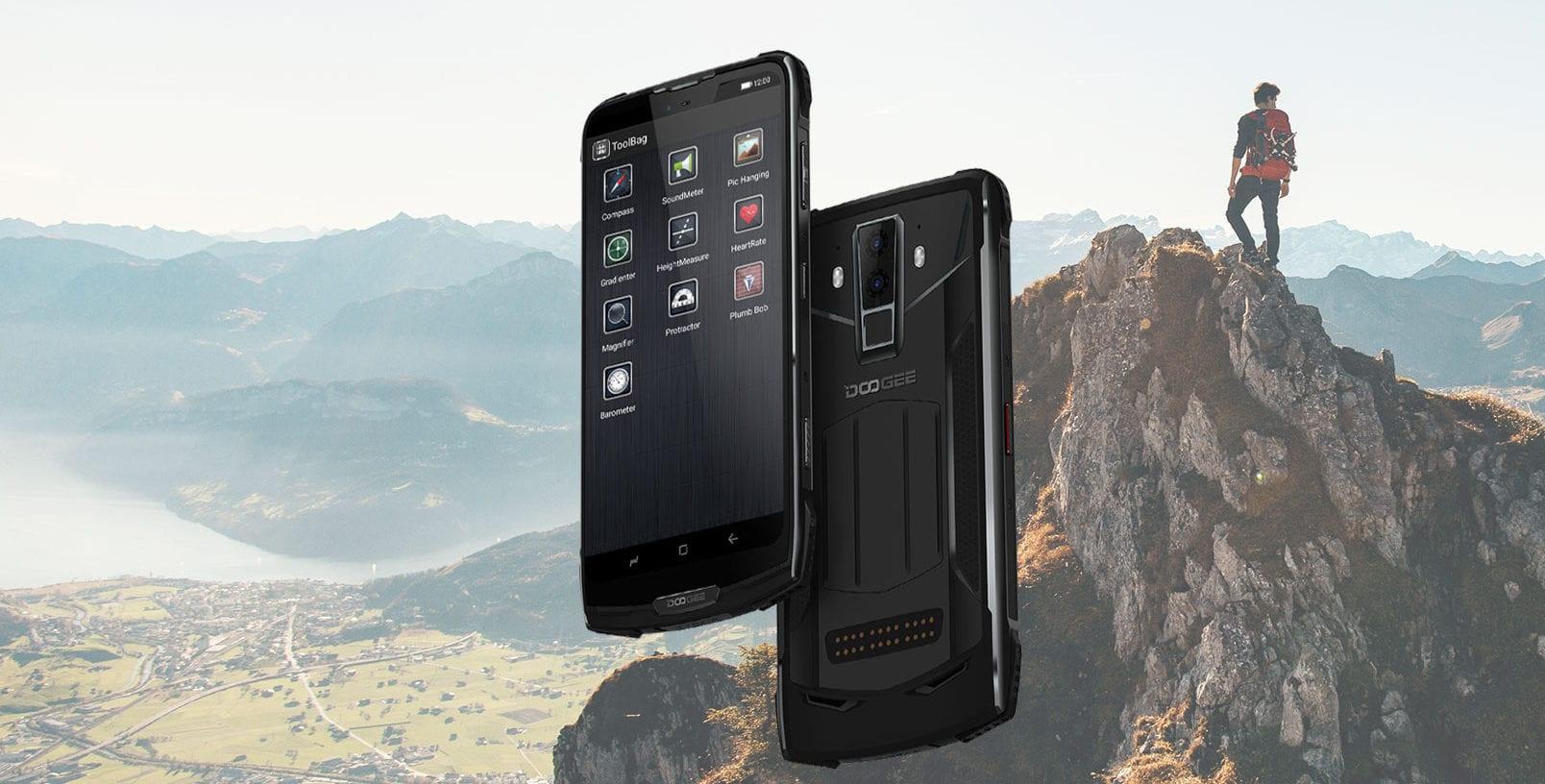 Doogee S90, modulární odolný telefon v obchodě Efox.com [Sponzorovaný článek]