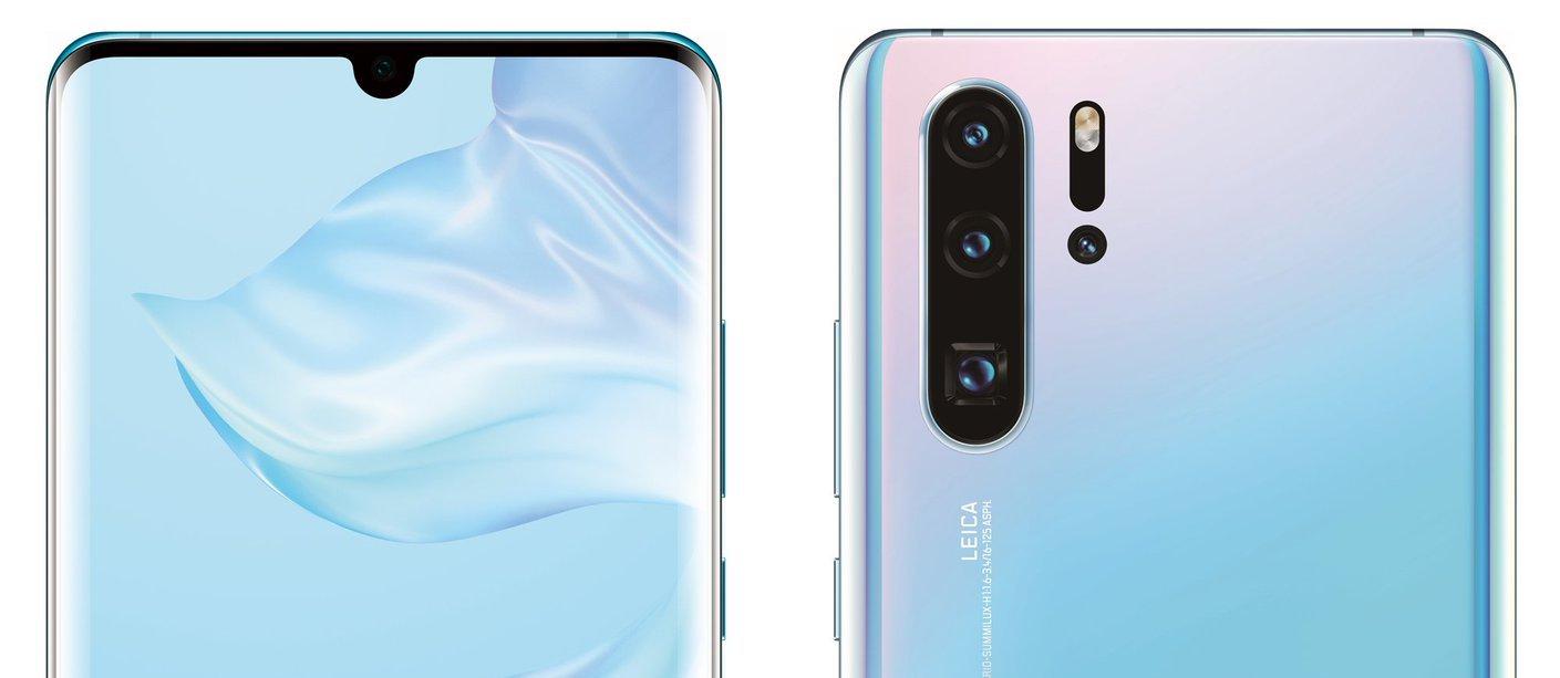 Huawei P30 série představena, cena začíná na 15 999 Kč
