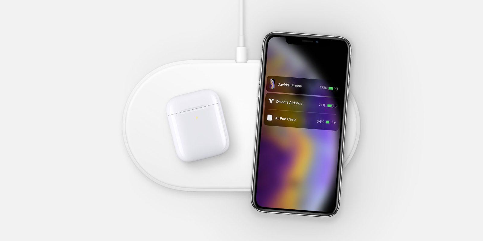 Apple má představit menší bezdrátovou nabíječku ještě tento rok