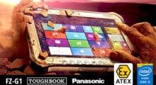 Panasonic přichází s odolným tabletem certifikovaným pro práci ve výbušném prostředí